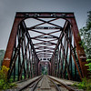No Trespassing - Pemi River Bridge