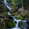 Race Brook Falls - Upper Falls
