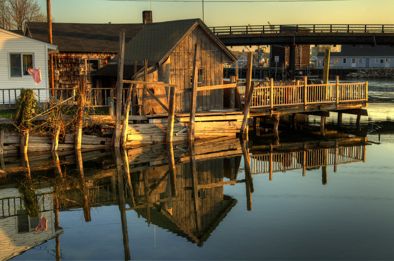 Fixer upper, Portsmouth, NH, order limited addition print of 100