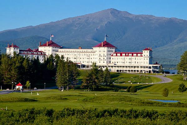 Mount Washington Hotel. Bretton Woods, NH<br /> Angela Litterio