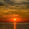 Martha's Vineyard - Sunrise at Edgartown Lighthouse Beach