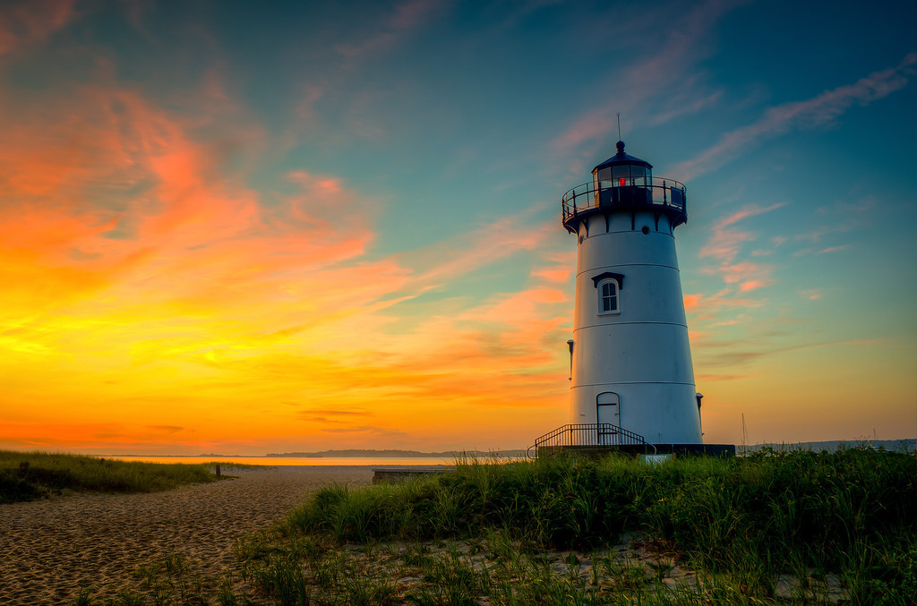 Matha's Vineyard - Edgartown Lighthouse