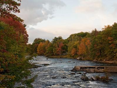 Contoocook River, Henniker, NH