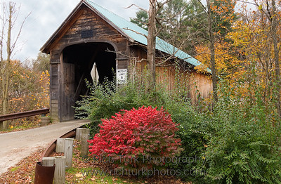 Hall Covered Bridge, Saxtons River, VT
