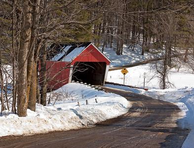 Gifford Covered Bridge, East Randolph VT