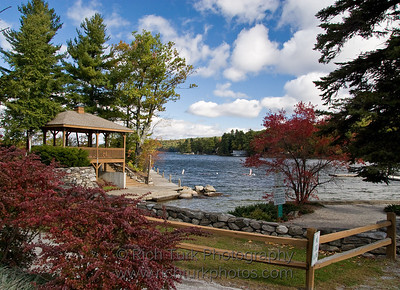 Lake Sunapee, New Hampshire