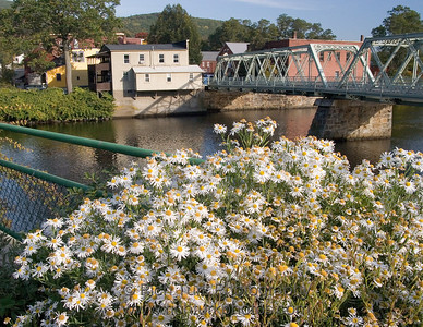 Bridge of Flowers, Shelburne Falls, MA