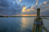 Pilings at Stonington, CT, order limited addition print of 100