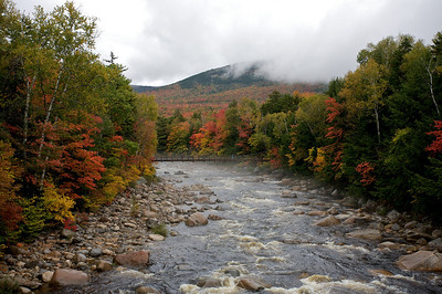 Along The Kancamagus Highway