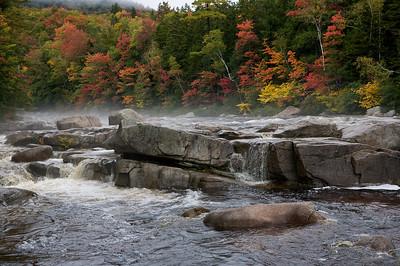 Fall Colors along The KancamagusHighway