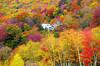 Fall Colors, Kancamagus Highway, New Hampshire, 新罕布什尔州, 秋色