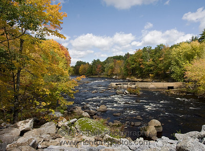 Contoocook River, Henniker, New Hampshire
