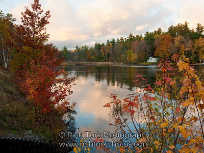 Otter Pond, Sunapee, New Hampshire