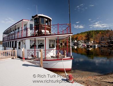 Lake Sunapee, New Hampshire