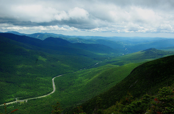 New Hampshire and Vermont Wanderings