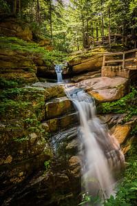 Sabbaday Falls, NH