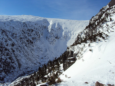 Mt Washington Hike Feb 2010