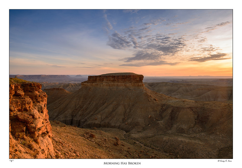 Remote - Henry Mountains Utah