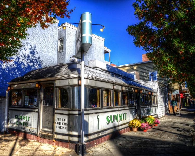 Summit Diner, New Jersey