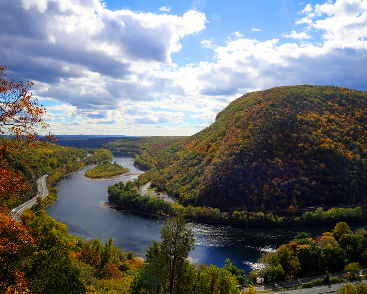 Delaware Water Gap National Park, New Jersey