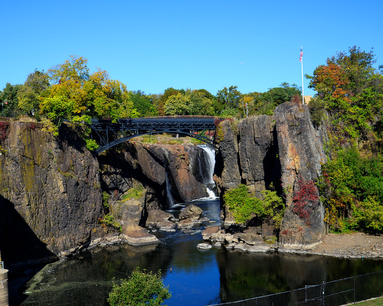 Paterson Falls, New Jersey