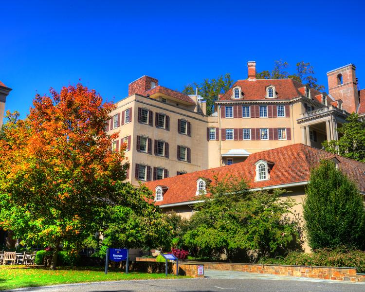 Dupont Wintherthur Mansion, Delaware