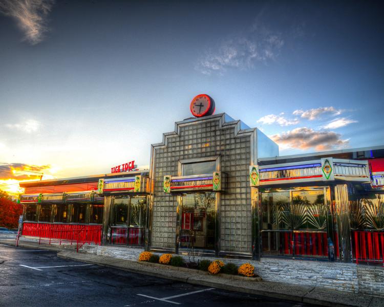 Tick Tock Diner, New Jersey