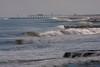 Belmar Fishing Pier and Avon Inlet taken from Ocean Grove