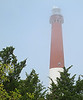 Barnegat Lighthouse - Early Morning Fog, Barnegat Inlet, New Jersey