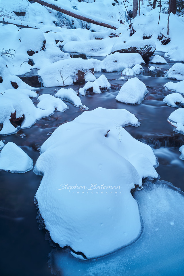 Dunnfield River winter 4
