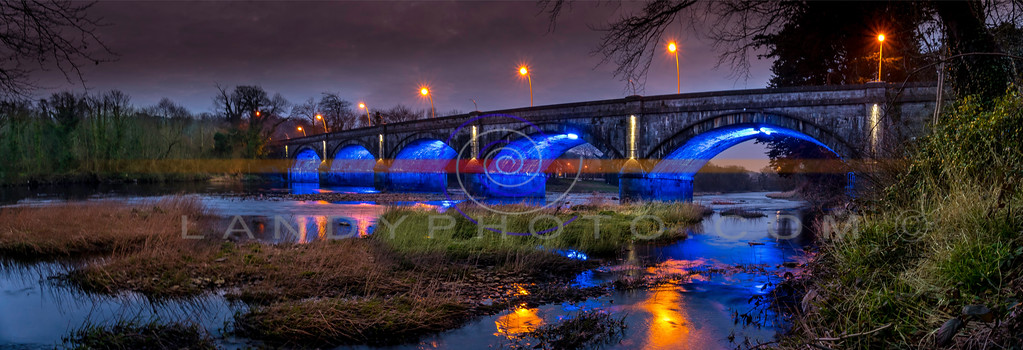 Listowel Blue Bridge