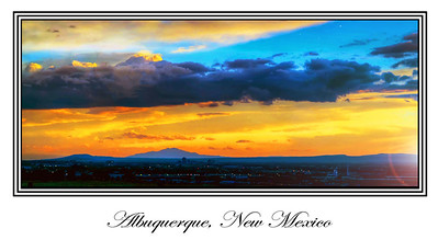 Albuquerque Sunset #1