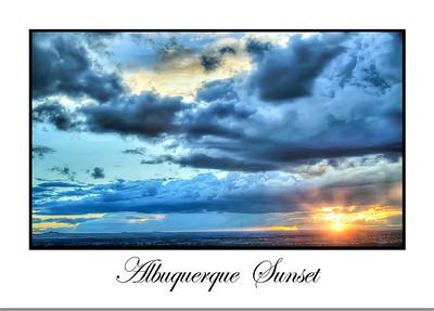 Albuquerque Sunset #2