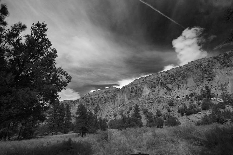 Frijoles Canyon, Bandalier National Monument