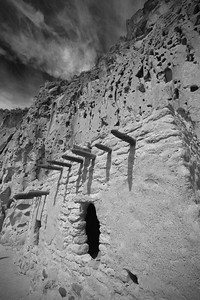 Indian ruins, Bandalier National Monument