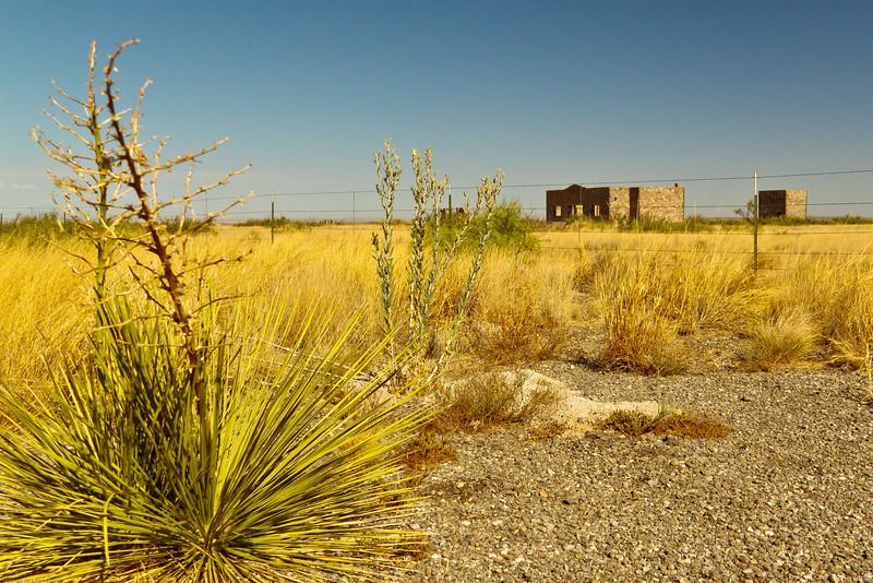 A landscape taken July 18, 2011 near Kenna, NM.