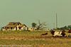 A landscape taken April 28, 2012 near Portales, NM.