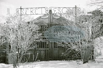 Seret & Sons, Front Gate, Santa Fe