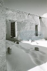 Graveyard, San Jose De Gracia, Church, Las Trampas, New Mexico