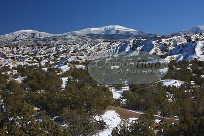 Desert Winter, Santa Fe