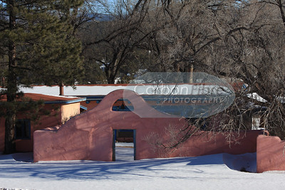 Kozlowski's Ranch and Stage Station, Pecos, New Mexico