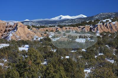 Truckee Mountains, New Mexico