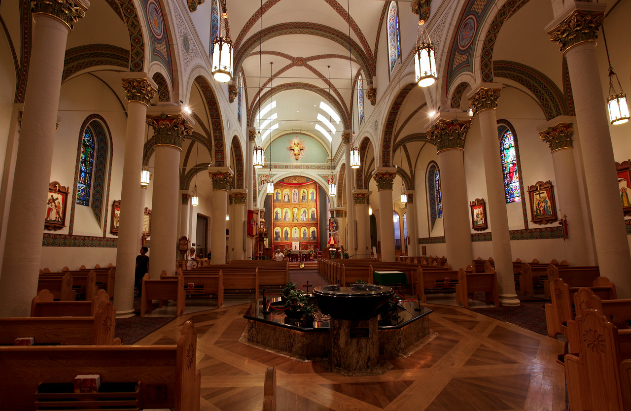 Cathedral Basilica of St Francis of Assisi, Santa Fe