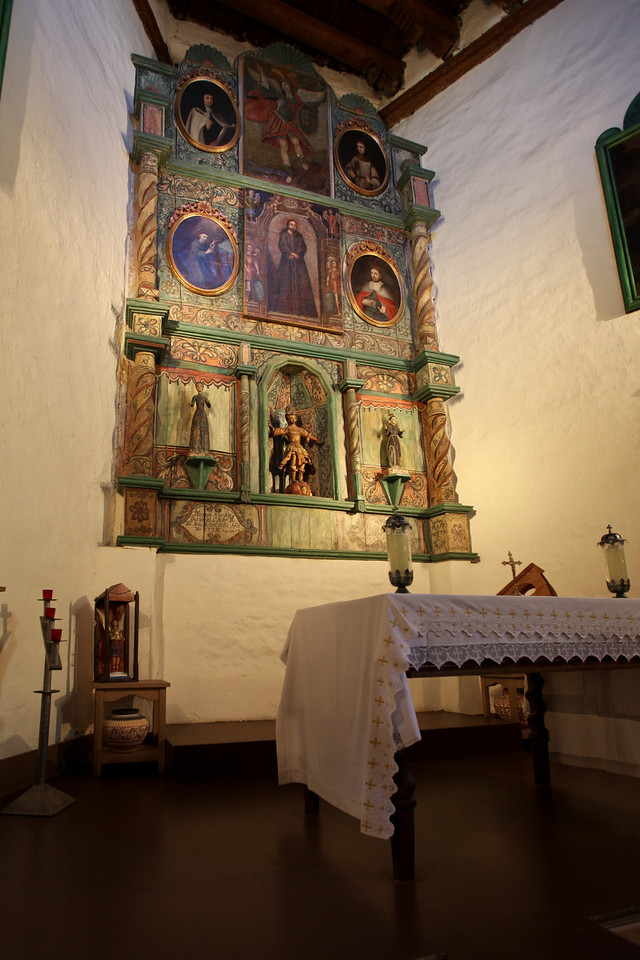 San Miguel Mission Church, Santa Fe