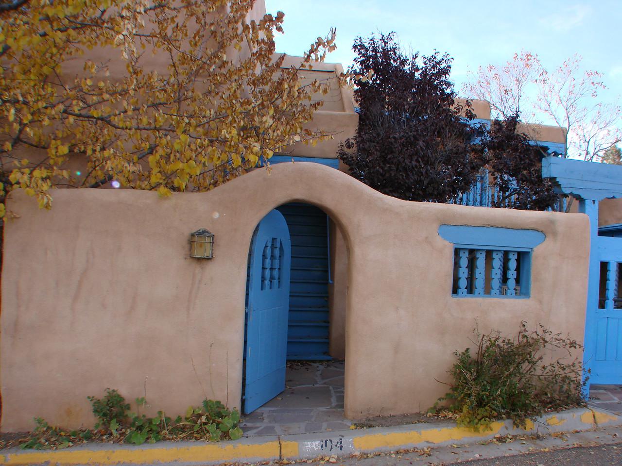Casa Benavides Bed & Breakfast, Taos, New Mexico  http://www.taos-casabenavides.com/