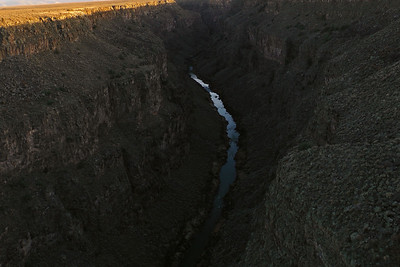 Rio Grande Gorge Bridge, Taos, New Mexico  http://www.blm.gov/nm/st/en/prog/recreation/taos/rio_grande_wsr.html
