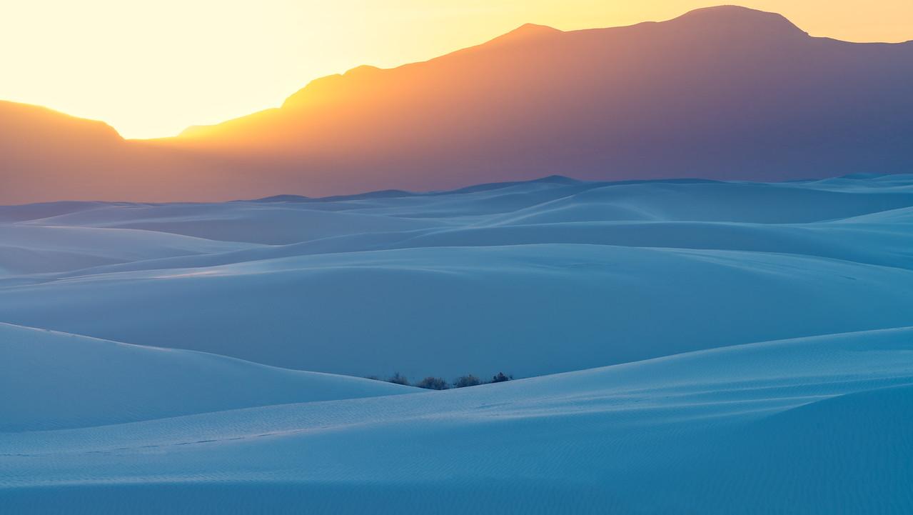 Sunrays & White Sands