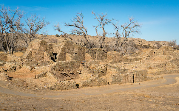 Aztec Ruins National Monument, New Mexico