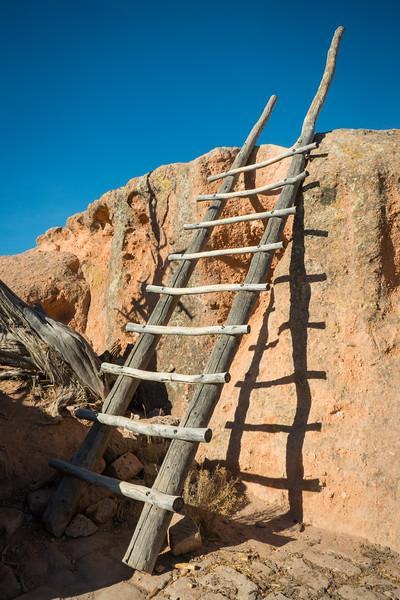 Tsankawi Trail, Bandelier National Monument, New Mexico