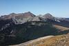 Truchas Peak from East Pecos Baldy.